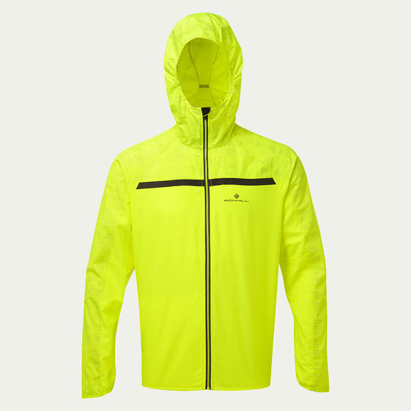 Ronhill Men's Momentum Afterlight Jacket Yellow AW19