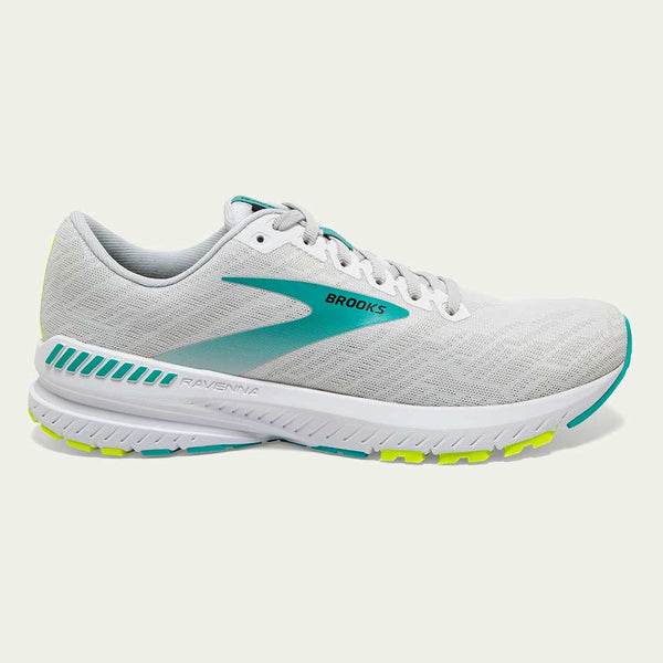 Brooks Women's Ravenna 11 Grey AW20
