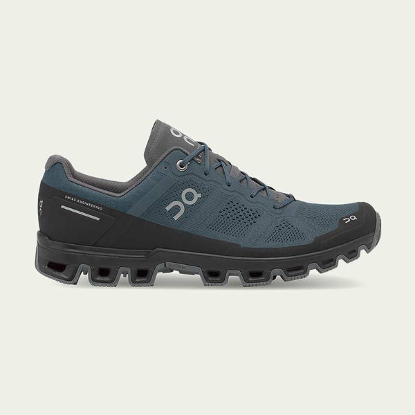 On Men's Cloudventure AW20 Shadow/Rock