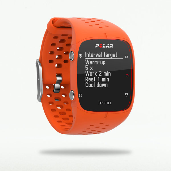 Polar M430 GPS with HR