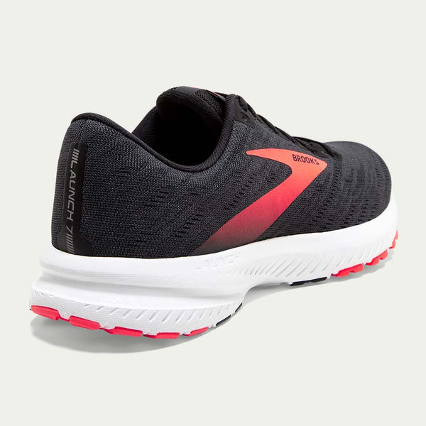 Brooks Ladies Launch 7 SS20 Black