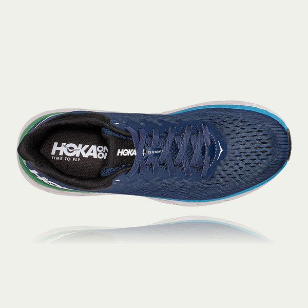 Hoka Men's Clifton 7 AW20 Blue