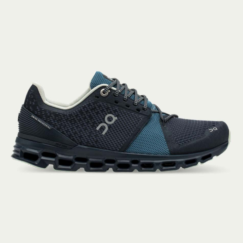 On Ladies Cloudstratus SS20 Blue