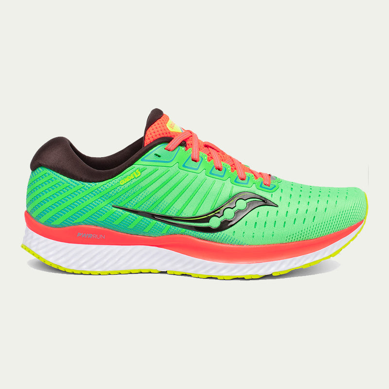 Saucony Men's Guide 13 AW20 Green