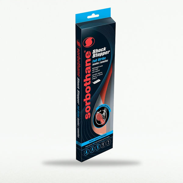 Sorbothane Lighter Full Strike Insoles