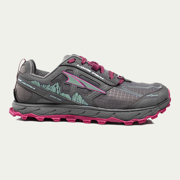 Altra Ladies Lone Peak 4.0 Grey AW19