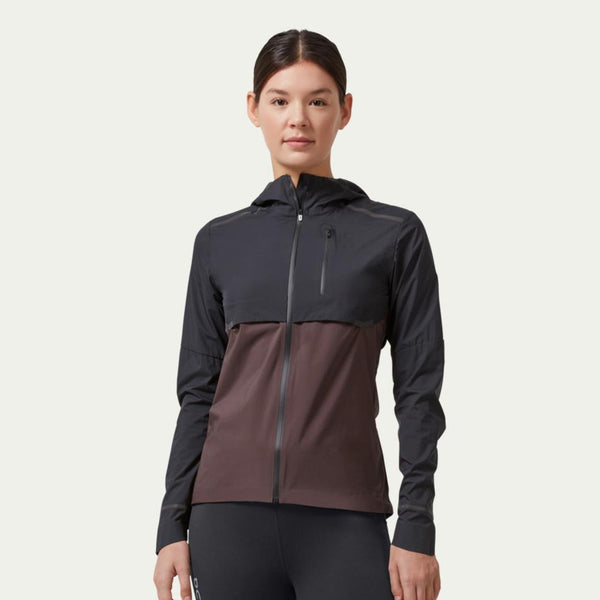 ON Ladies Weather Jacket Black AW20