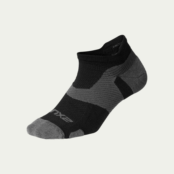 2XU Vectr Merino Light No Show Sock