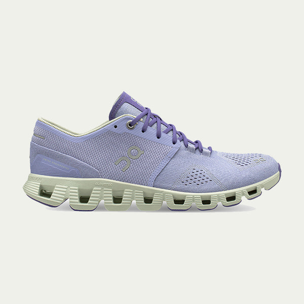 On Ladies Cloud X AW20 Purple