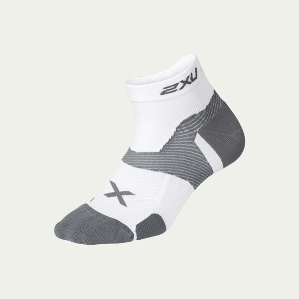 2XU Vectr Cushion 1/4 Crew Sock