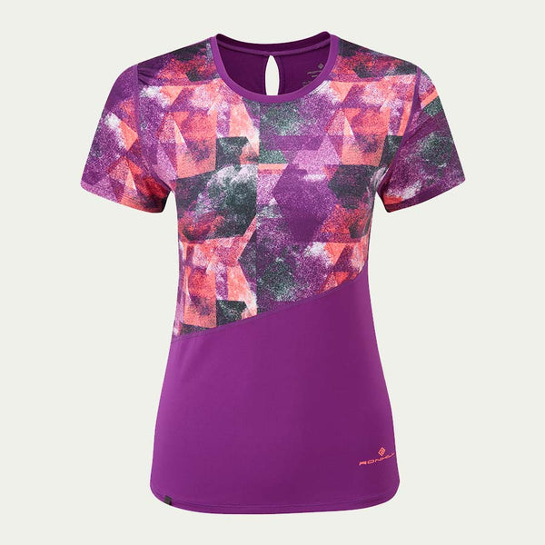Ronhill Ladies Stride Revive SS Tee SS20