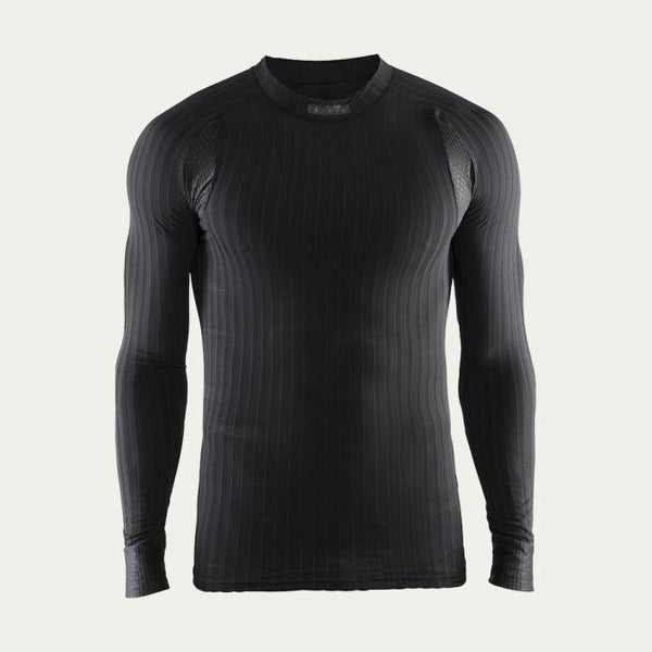Craft Men's Crew Neck Long Sleeve Baselayer Active Extreme 2.0