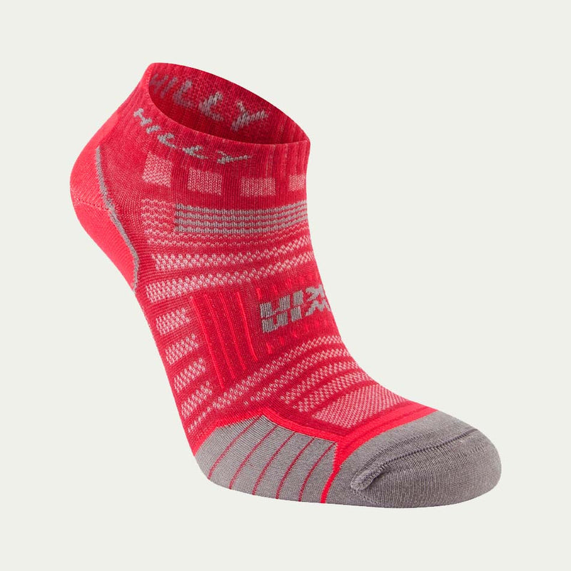 Hilly Womens Twin Skin Socklet