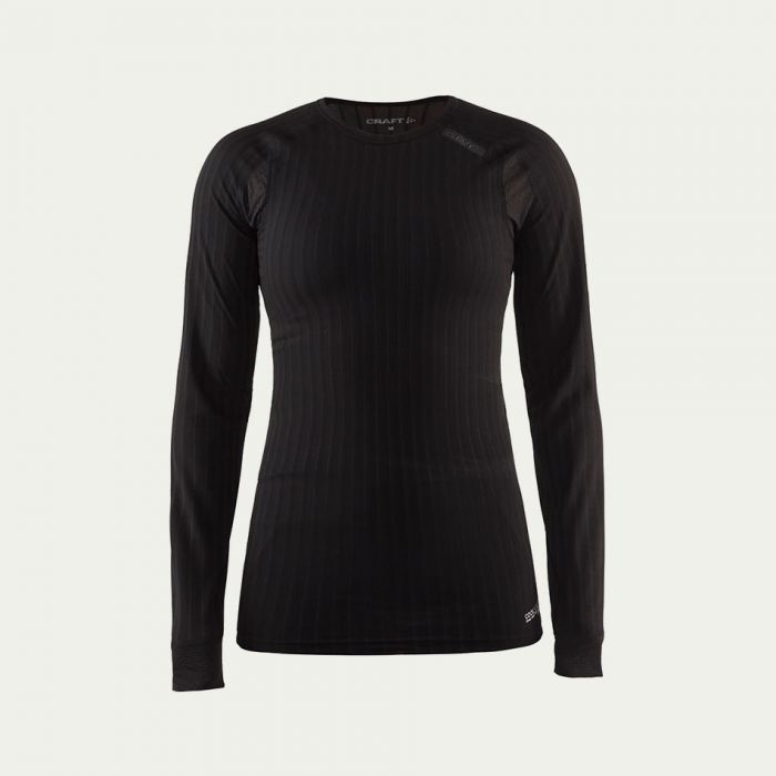 Craft Ladies Round Neck Long Sleeve Baselayer Active Extreme 2.0