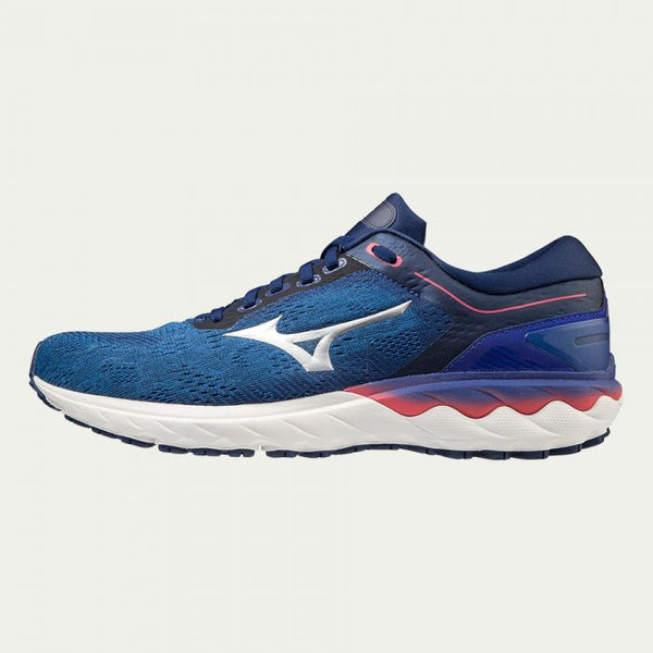 Mizuno Ladies Wave Skyrise Blue AW20