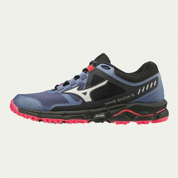 Mizuno Ladies Wave Daichi 5 Blue AW20