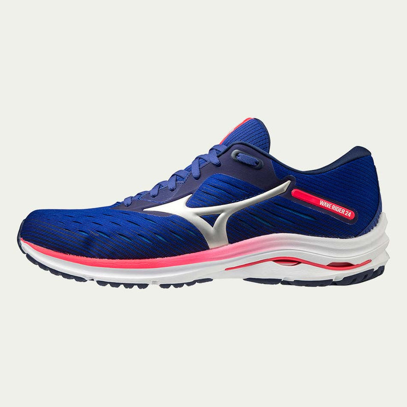 Mizuno Men's Rider 24 AW20 Blue