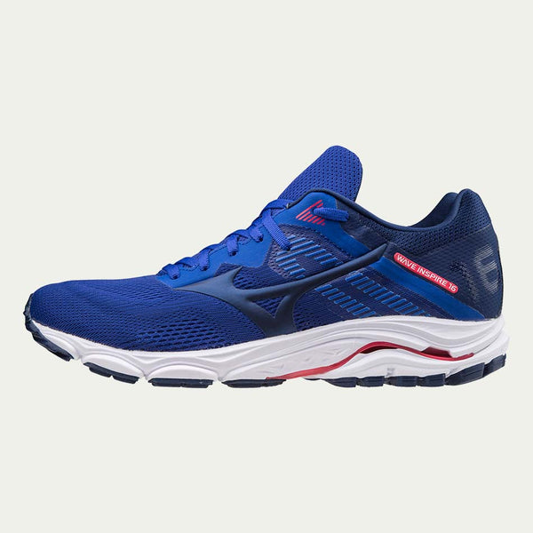 Mizuno Men's Inspire 16 AW20 Blue