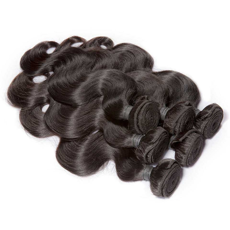 HJ Weave Beauty 7A Malaysian Virgin Hair Body Wave