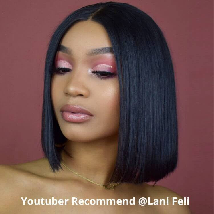 Pay 1 Get 5 Bob Wig | 2 Natural Color Bob Wig and 3 Colored Bob Wig
