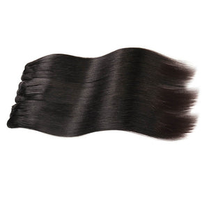 HJ Weave Beauty RAW Indian Virgin Hair Straight