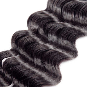 HJ Weave Beauty 7A European Virgin Hair Natural Wave