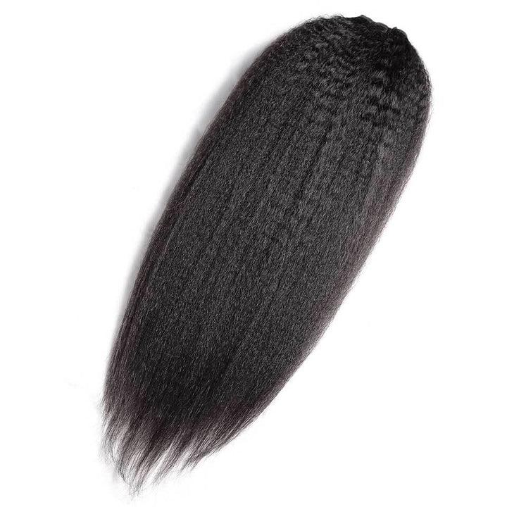 HJ Weave Beauty 8A Brazilian Virgin Hair Kinky Straight Bundle Deal