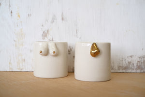 Tasse Mamelons d'or