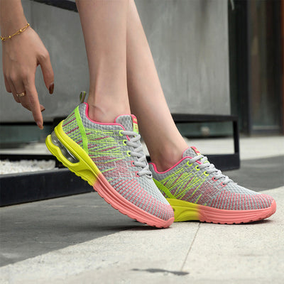 Mesh Air Cushion Light Sports Casual Shoes