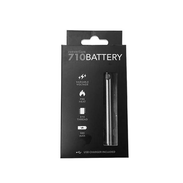 710Battery - 380 mAh Variable Voltage w/ Charger Kit