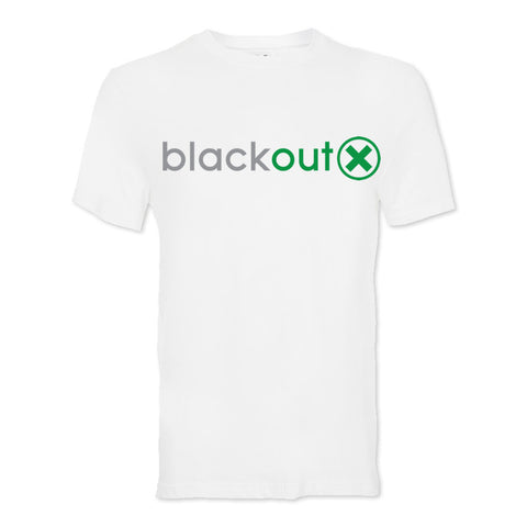 Mens Blackout X T-Shirts - Blackout X  - 1