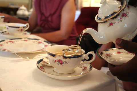 Image of Virtual Tea Party