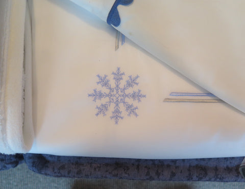 Snowflake Pillowcases