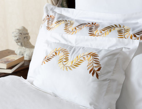 Laurels Pillowcases
