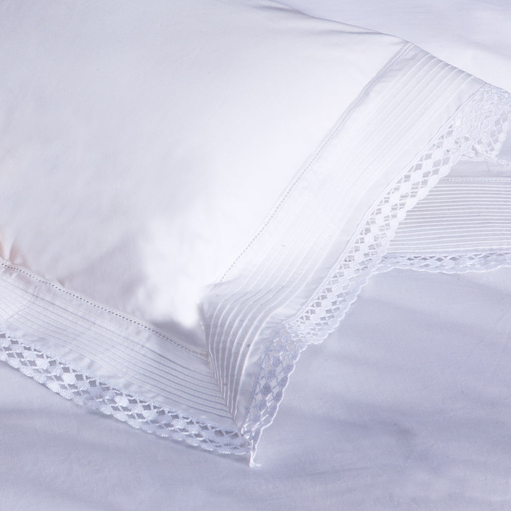 Nuns Pleating Pillowcases