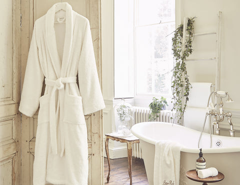 Bath Robes - 100% Cotton