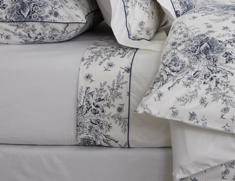 Cottage Garden Flat Sheet
