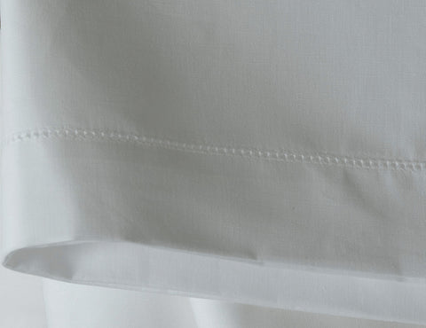 Hemstitch Linen Union Pillowcases