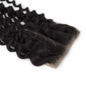 Deep Wave Hair Extensions  – Closures