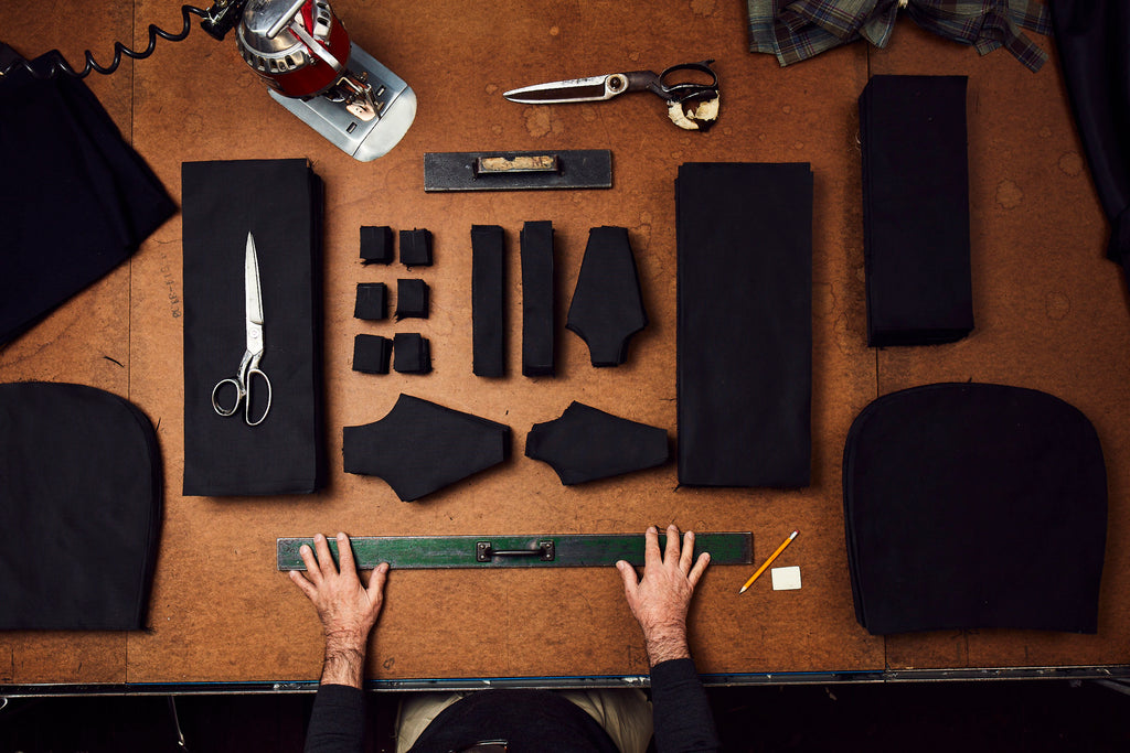 Handcrafted Trousers Made in Brooklyn, New York