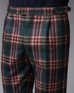 Load image into Gallery viewer, Super 120s Wool Flannel, Plaid