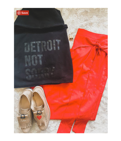 Not Sorry Goods featured on Ja'dore Detroit