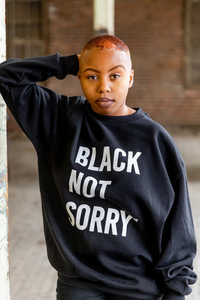 Black Not Sorry® Crew