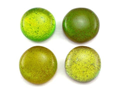 kiwi, seaweed, chartruese, green gold, fused glass color