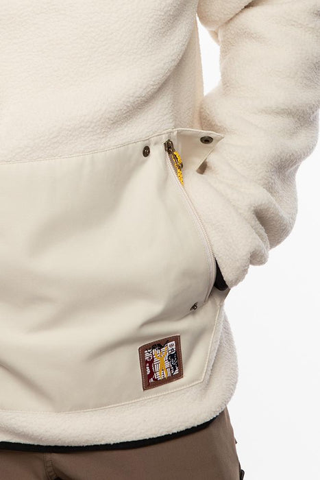 Men's Home Anorak Fleece