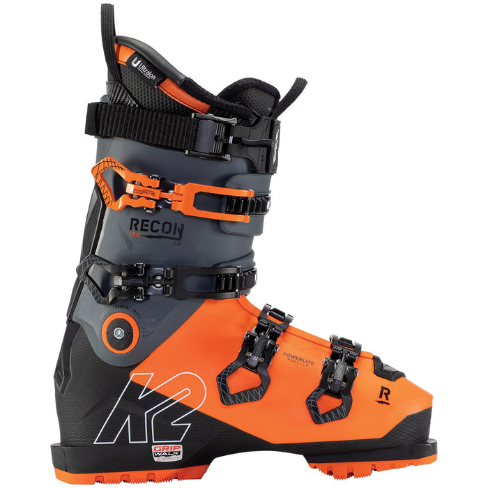 K2 Recon 130 MV Gripwalk Ski Boots - 2021
