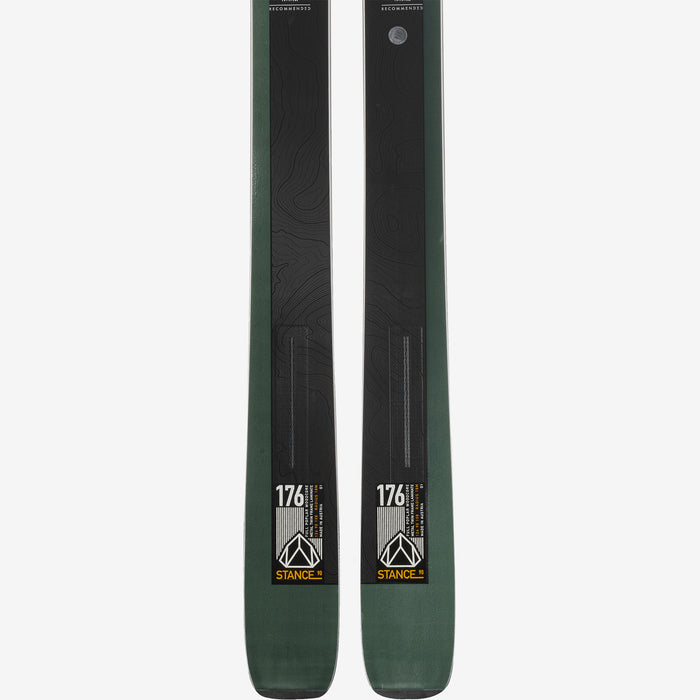 Salomon Stance 90 Skis - 2021
