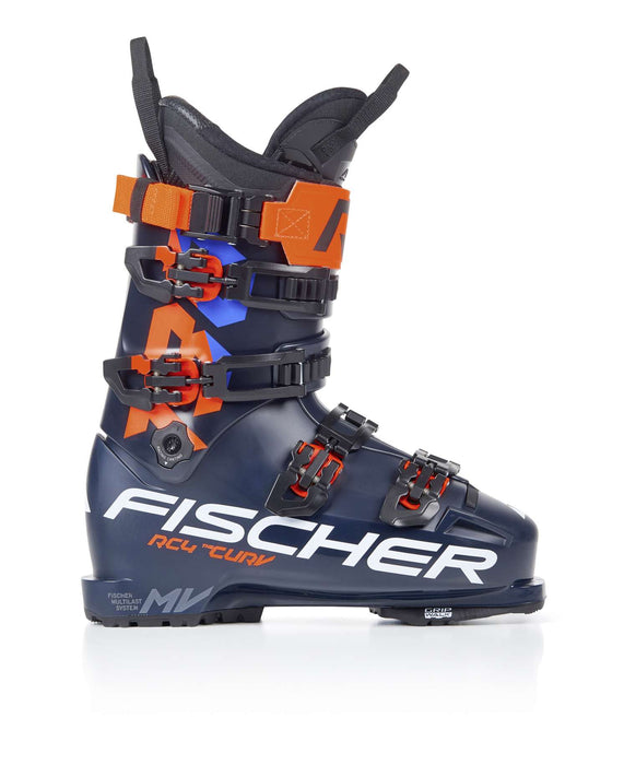 Fischer RC4 The Curv 130 Vacuum Walk Ski Boots - 2021