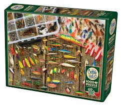 Fishing Lures - Puzzle