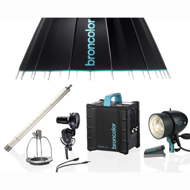 Broncolor Move 1200 L Para Kit